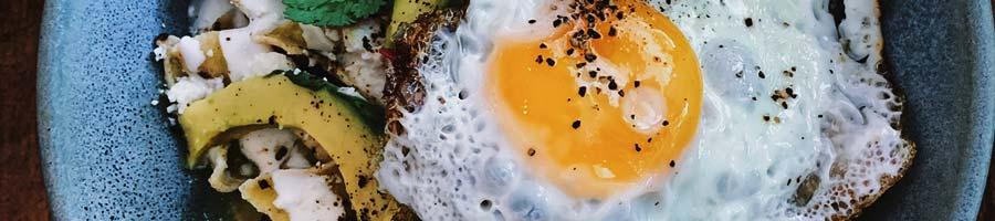 Eier zum Fruestueck