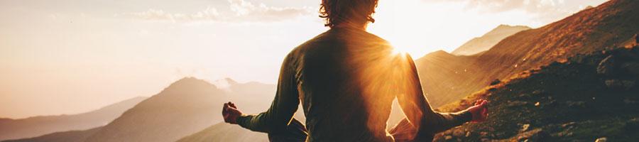 Meditieren für mehr Zufriedenheit