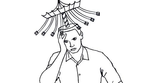 Negative Gedanken stoppen & Sorgen sofort loslassen