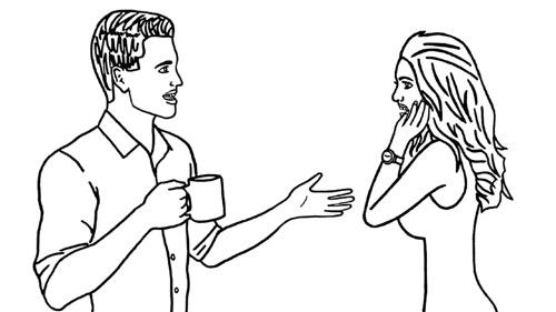 Wie Dir der Gesprächsstoff niemals ausgeht (3 Kommunikations-Hacks)