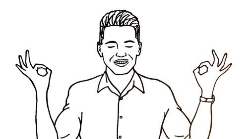 Die Psychologie des Glücks (wie Zufriedenheit funktioniert!)