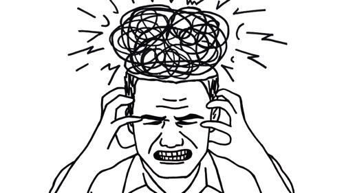 Innere Unruhe & Stress besiegen (meine wichtigste Einsicht für inneren Frieden)