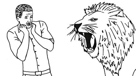 So wirst Du zum Löwen unter Schafen (Der FF-Selbsttest)